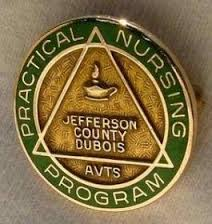Jefferson County Dubois Area Vocational Technical Practical Nursing Program